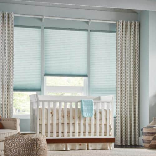 honeycomb shades / cellular shades