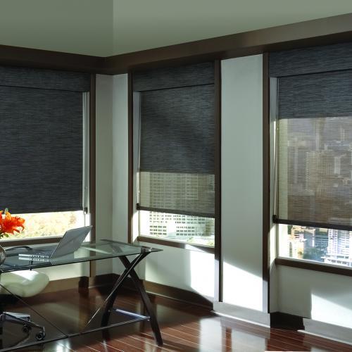 solar shades / roller shades